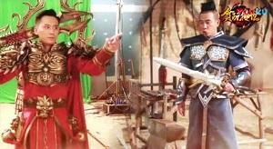 《龙腾传世》陈小春刘烨霸气对决