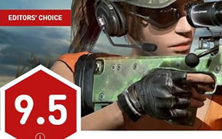 《绝地求生》IGN终评9.5分 令人惊奇的生存游戏