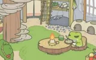 佛系游戏《旅行青蛙》火爆 朋圈都在等&quot蛙儿子&quot回家