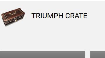 绝地求生胜利箱/Triumph Crate获取方式介绍 胜利箱怎么得