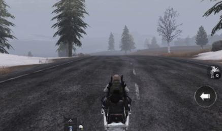 《绝地求生:刺激战场》雪地地图新玩法