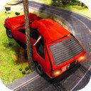 越野汽车碰撞模拟