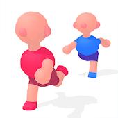 奔跑和坠落