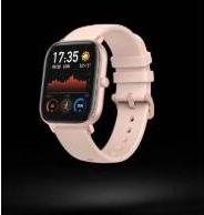 华米公布高颜值智能手表,屏幕PPI超苹果手表