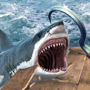 木筏求生饥饿鲨鱼来袭手游
