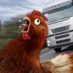 抖音公鸡模拟器