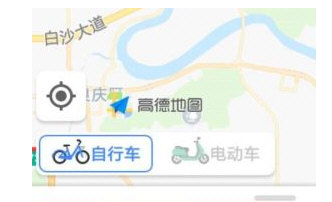 高德地图怎么设置骑行