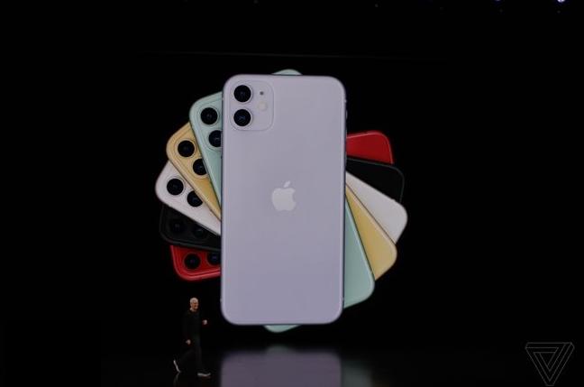 iphone11手机有5g吗