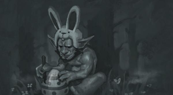 炉石传说所有兔子都过来怎么玩