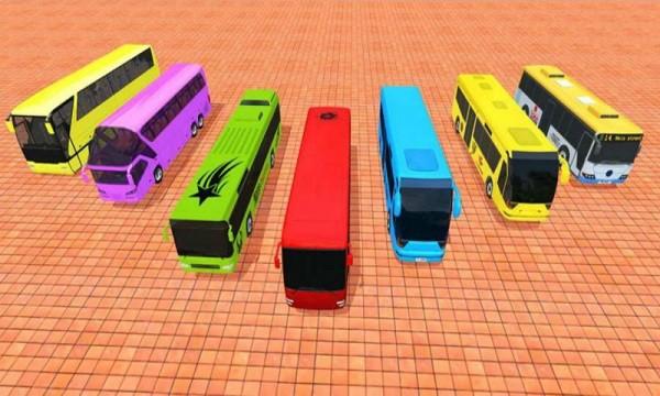 客车司机模拟