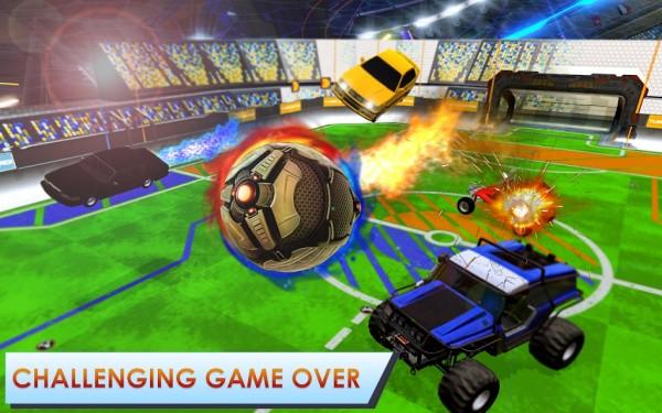 火箭汽车足球