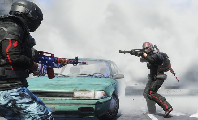 H1Z1修改枪械弹道 舒爽无比的AK手感终于回归了?
